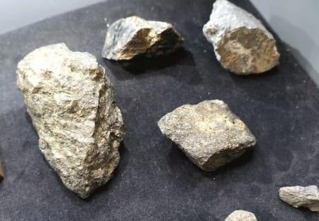 Золотосодержащая руда
