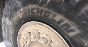 Радиальная шина Michelin