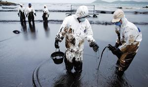 нефтяная река