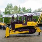 бульдозер ЧЕТРА Т11