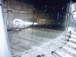сваренные плиты