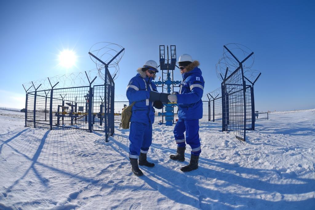 Газпром нефть Оренбург