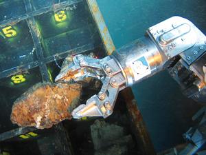 подводная добыча
