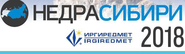 Логотип Недра Сибири 2019