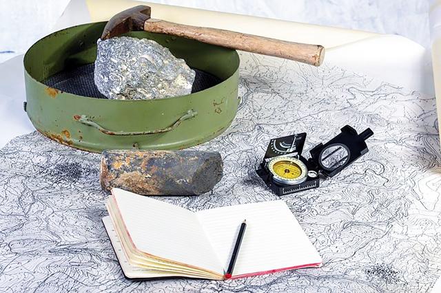 геологические карты