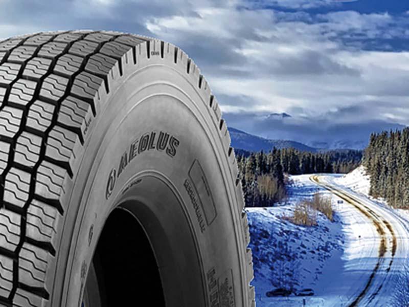 Aeolus: грузовые шины мирового уровня