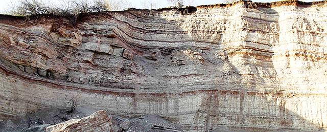 разрушение горной породы