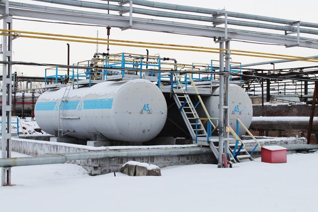 Сырье для нефтехимического производства, СИБУР