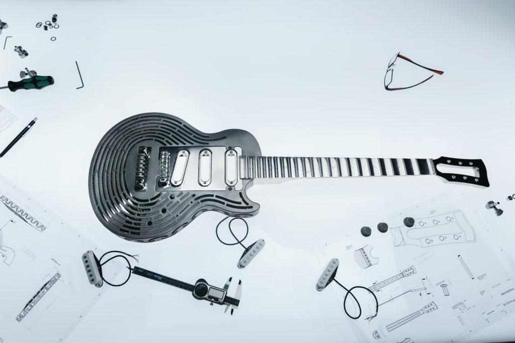 ударопрочная гитара Sandvik