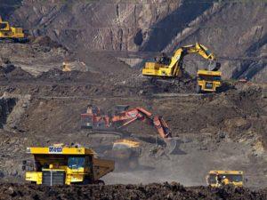 Предотвращение столкновений на объектах горной добычи