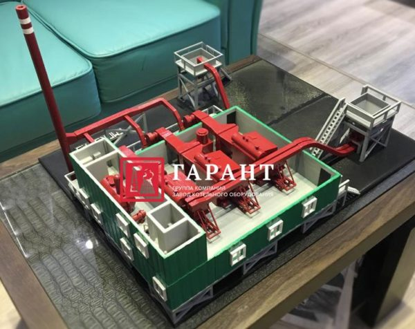 Гарант модель котельной