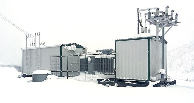 передвижные комплектные трансформаторные подстанции для карьеров и разрезов. росполь-электро.