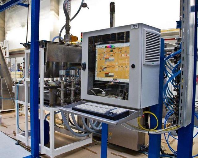 промышленная автоматизация процессов