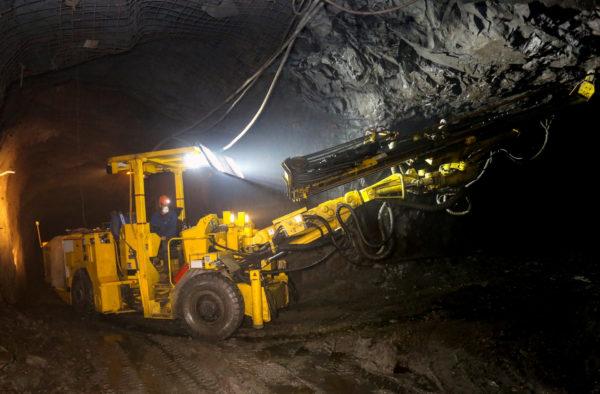 Гайский ГОК шахта