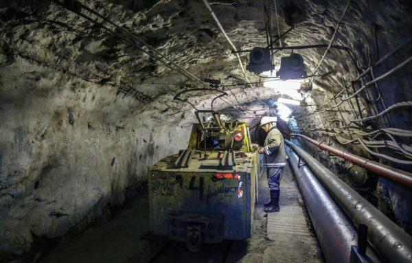 Таймырский рудник