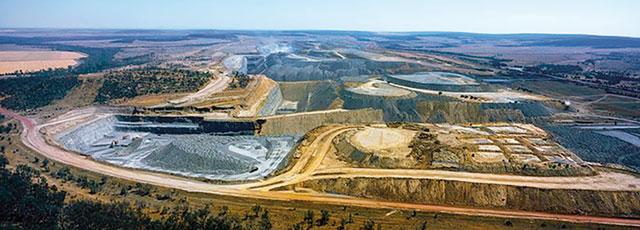 инвестиции в горнодобывающую промышленность