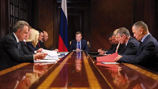 Дмитрий Медведев подписал Парижское соглашение