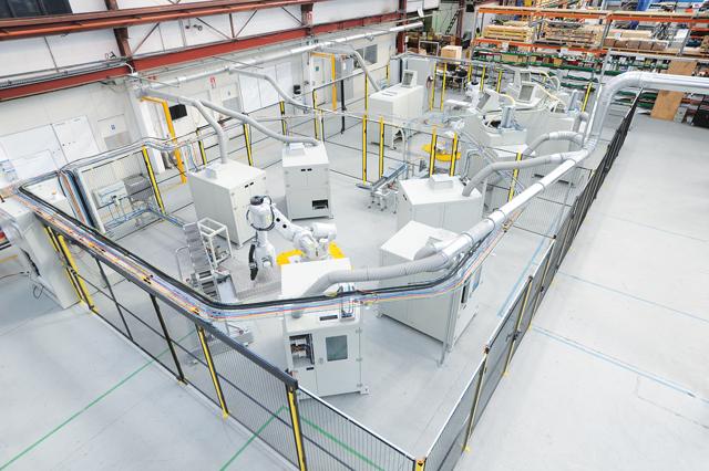 Автоматизация: преобразование промышленности и жизни