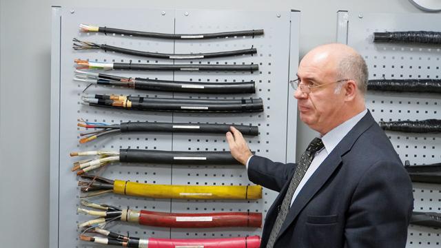взрывобезопасный шахтный кабель