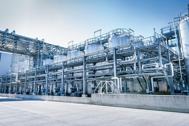 нефтеперерабатывющий завод