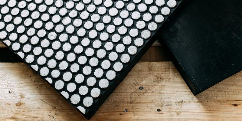 футеровка резино керамическая