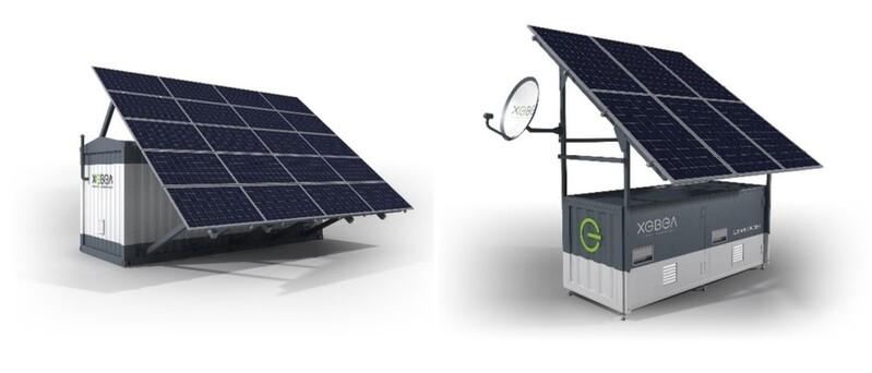 автономные гибридные энергоустановки