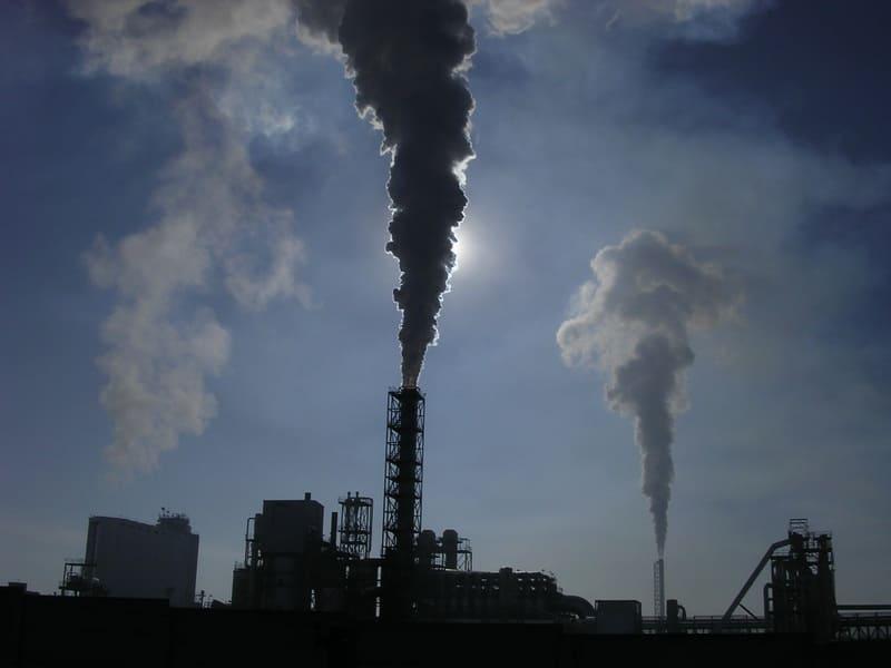 выбросы