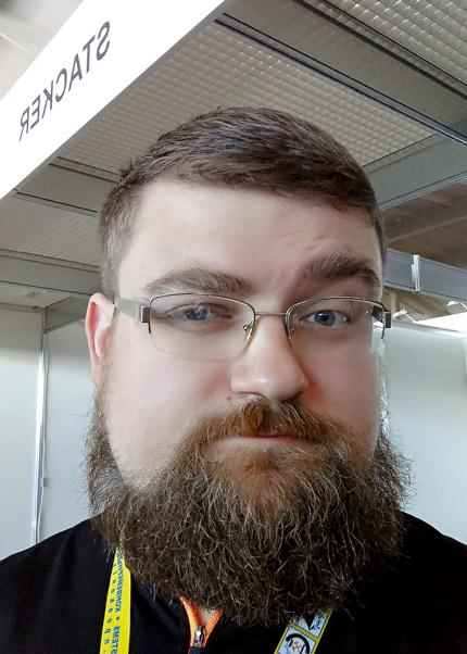 Ведущий инженер ООО «СТАКЕР» Илья Мартынов
