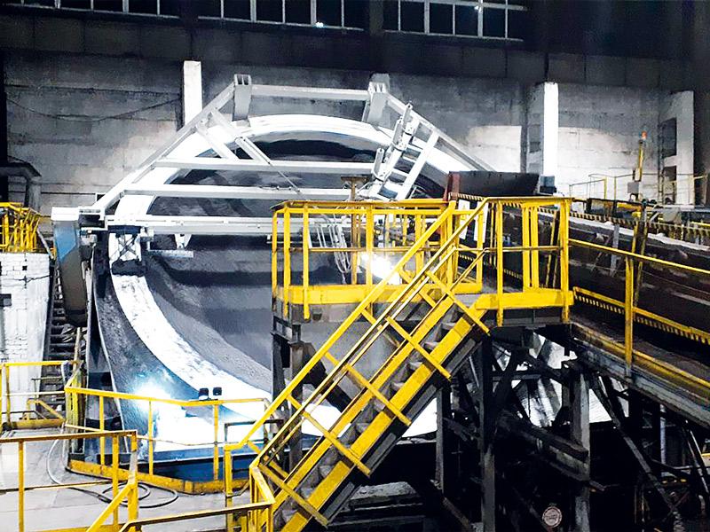 Технология окомкования железных руд: новые возможности