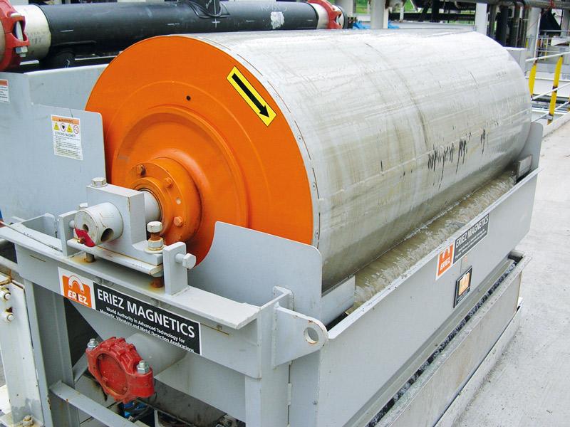 Eriez магнитный сепаратор