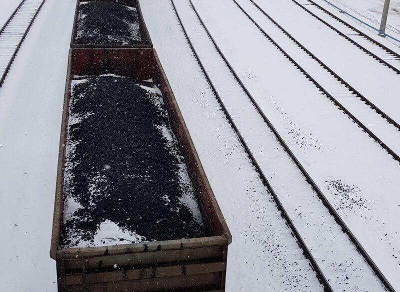 вагоны с углем