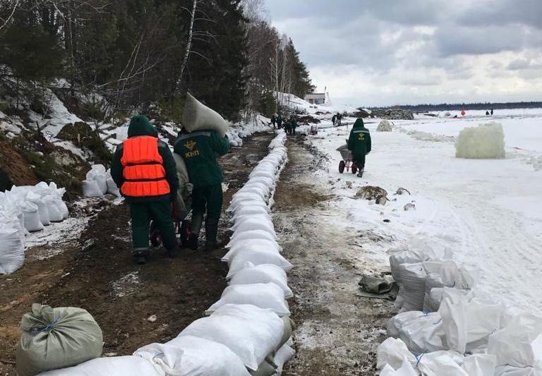 разлив дизельного топлива в Мотыгинском районе