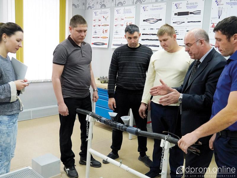 Центр подготовки кадров СУЭК Кузбасс