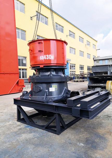 дробильное оборудование