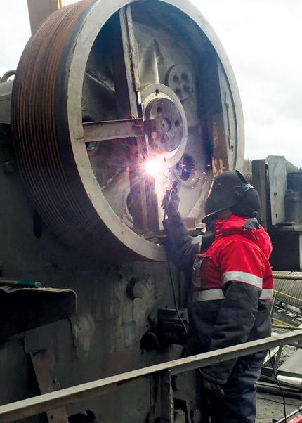 производство дробильного оборудования