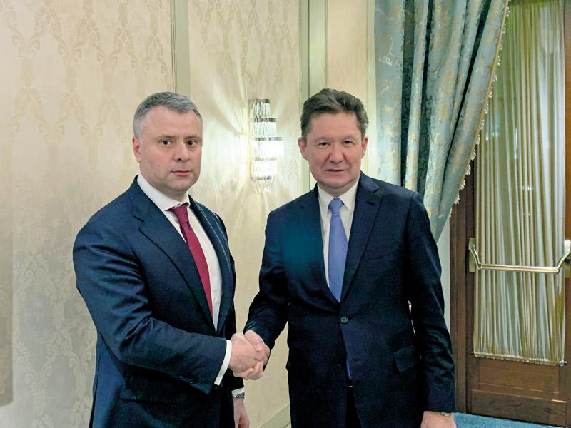 Россия и Украина переговоры