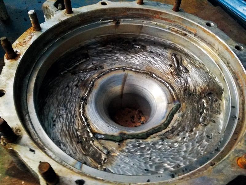 обслуживание нефтеперерабатывающего оборудования