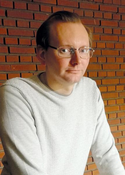 технический директор ООО «Альфасканер» Юрий Гаврилин