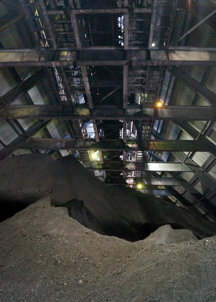 угольные склады