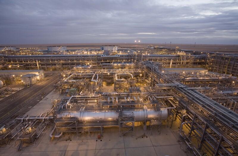 нефтеперерабатывающий завод в Хурайсе