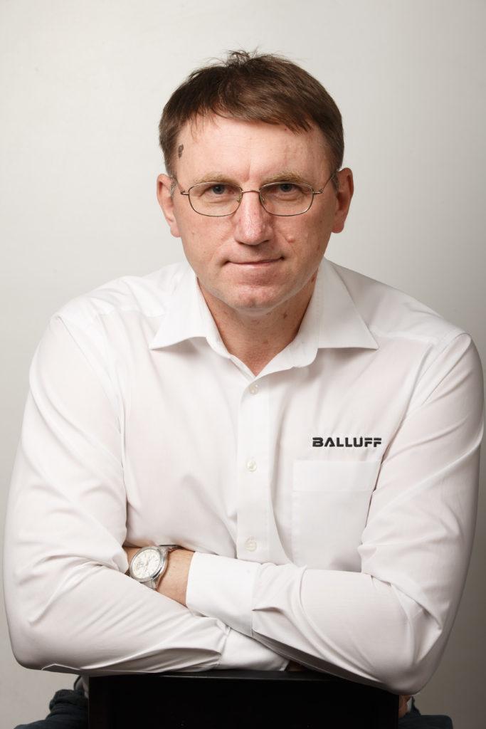 Генеральный директор ООО «БАЛУФФ» Василий Кравченко