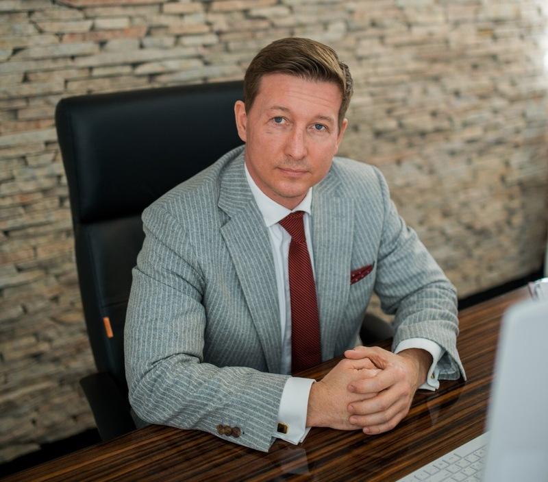 финансовый директор и соучредитель компании «ТехКарьер» Антон Третьяков
