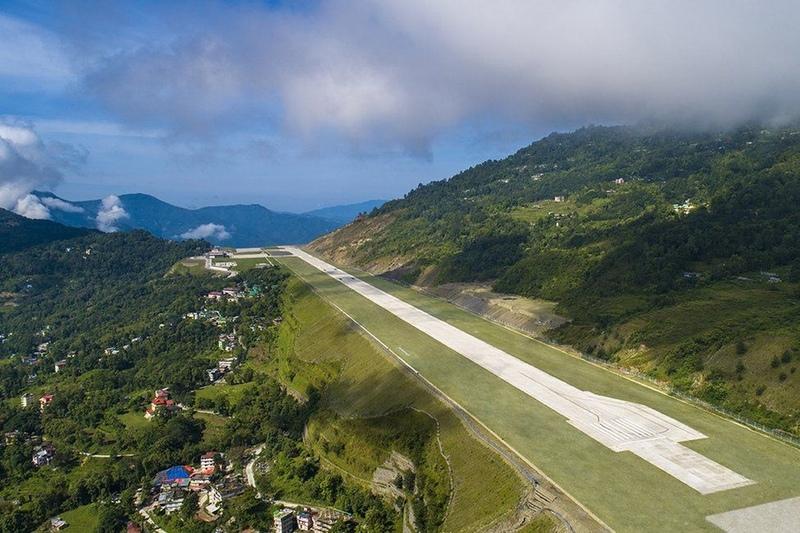 Аэропорт Сикким