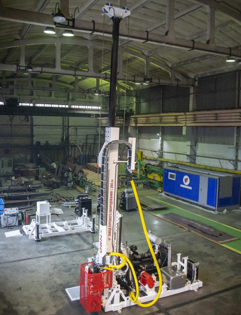 буровая установка завод бурового оборудования
