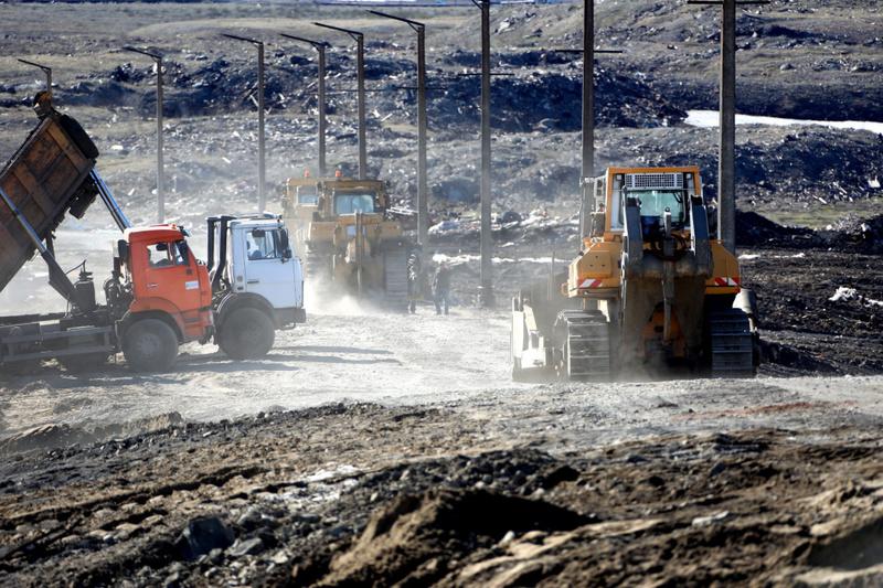 утечка дизельного топлива Норильск