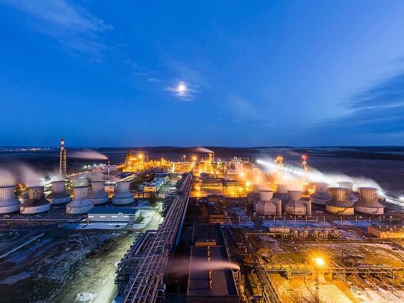 Вектор нефтехимии