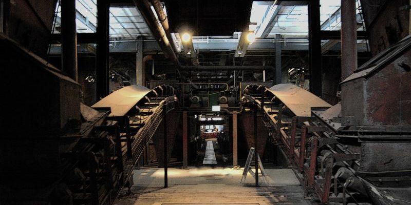 конвейеры на производстве