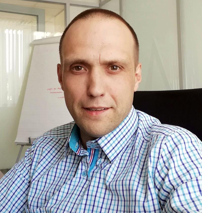 Даниил Боковиков менеджер по продвижению услуг сервиса Element