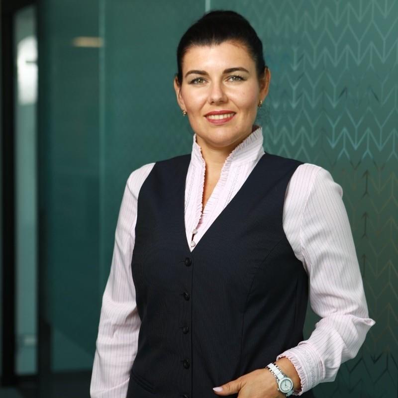 менеджер по направлению «Рудоподготовка» компании Element  Ольга Степук