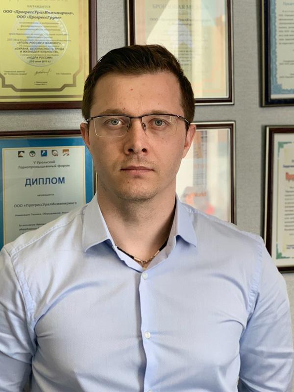 "Дмитрий Злобин,  директор ООО ""ПрогрессУралИнжиниринг"""